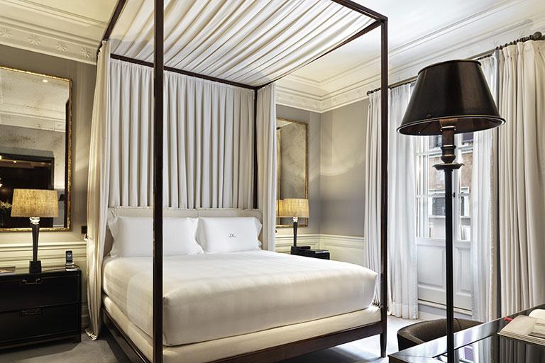 JK Deluxe Balcony Room Array